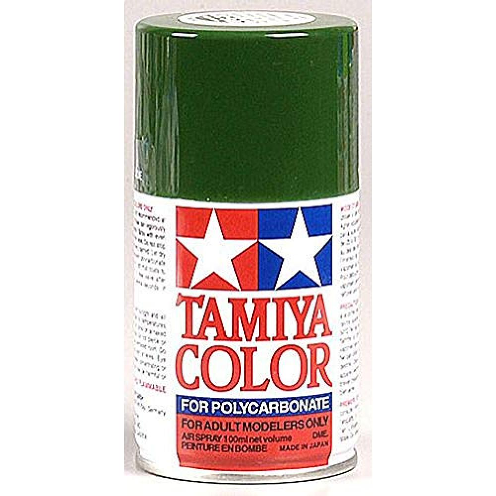 Tamiya Polycarbonate Spray No.09 PS-9 Green 86009