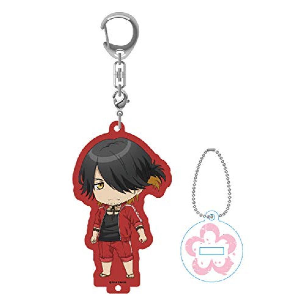 "Nendoroid Plus continue ""Touken Ranbu - Hanamaru -"" stand with acrylic key chain length Sone Nagasone Kotetsu"