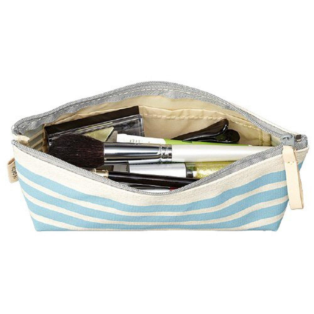 KOKUYO Pen Case Pencil Box Repete Light Blue F-VBF101LB