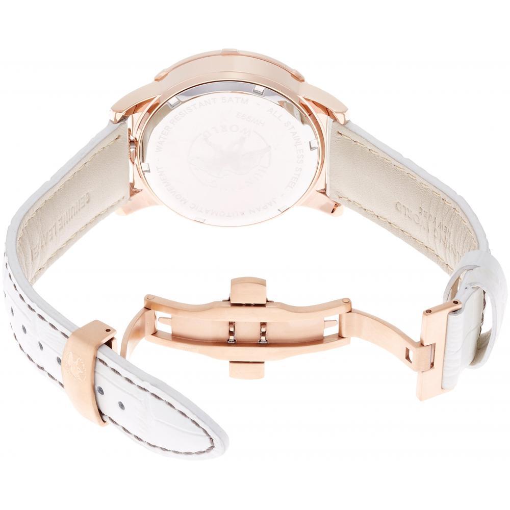 [Hunting World] Wrist Watch HW993WH White