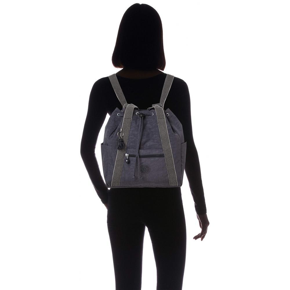 [Kipling] kipling Official Backpack / Backpack ART BACKPACK S KI3452 Night Gray One Size