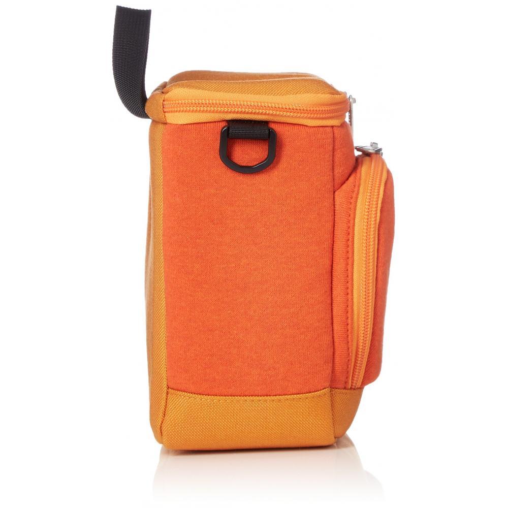 [Chams] Box Camera Bag/Sweat Nylon Heather Spice Orange