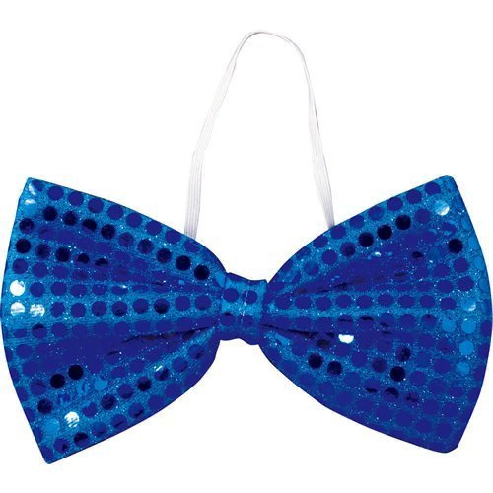 Artech sparkling bow tie blue 002297