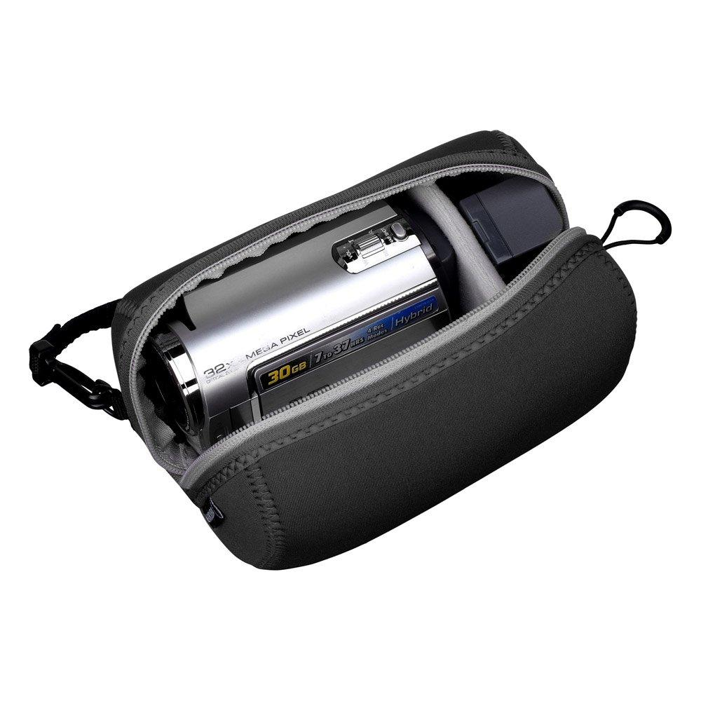 HAKUBA movie pouch plus shell Slim Fit M black SP-SFMPMBK