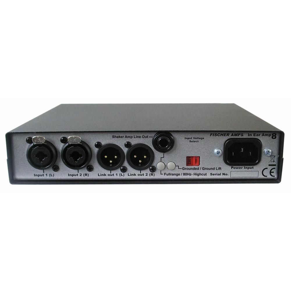 Fischer Amps/In Ear Amp 2 Headphone Amplifier