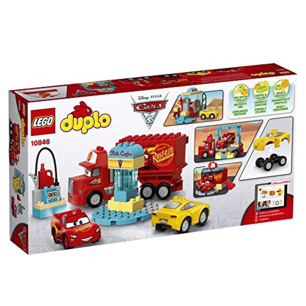 LEGO (LEGO) Duplo Disney Cars flow of cafe 10846