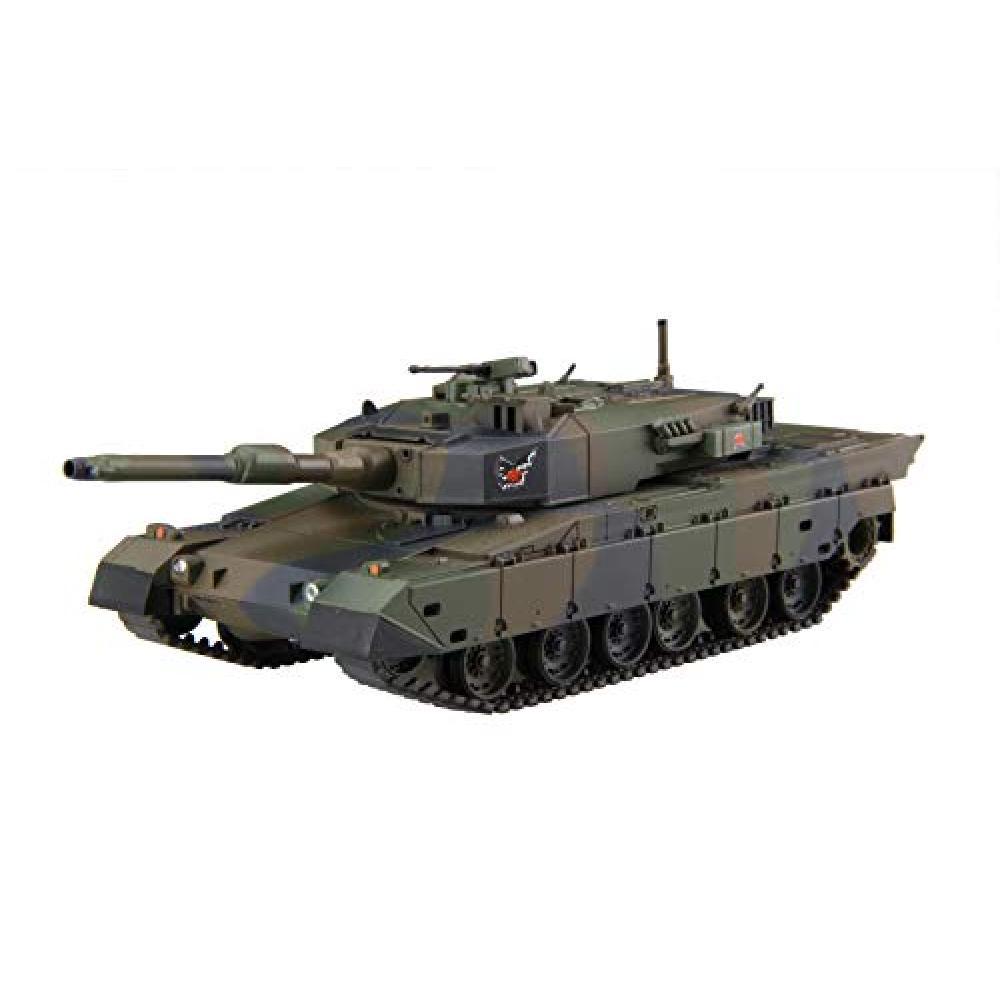 Fujimi Model 1/76 Special World Armor Series No.3 JGSDF Type 90 Tank (2-Car Set) Plastic Model SWA3