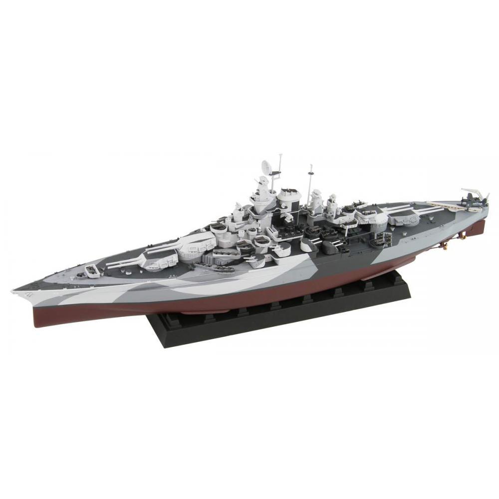 Pit road 1/700 Sky Wave Series US Navy Battleship BB-48 West Virginia 1945 Model W204