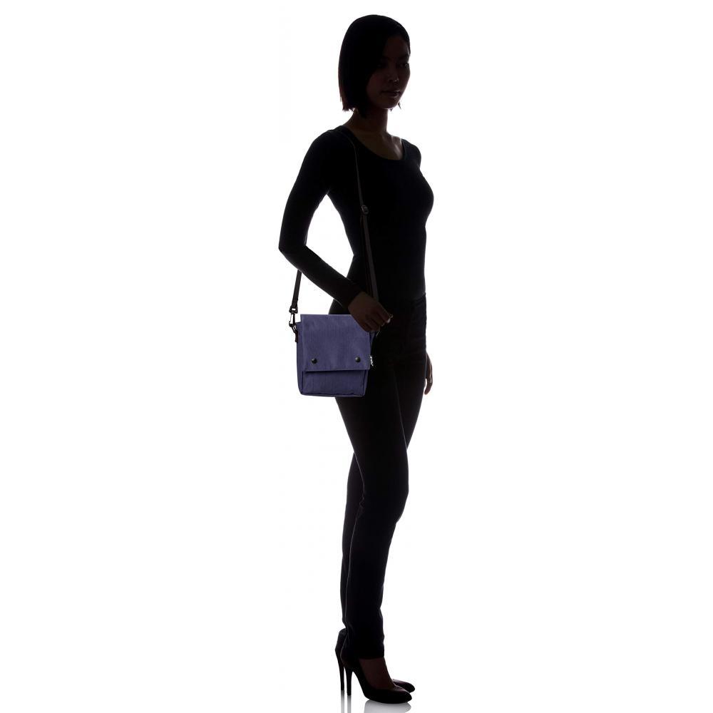 [Anero] Flap Mini Shoulder Bag TRACK AT-H1813 Navy