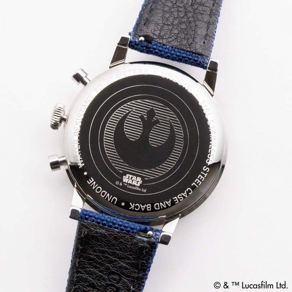 [Andern] Watch Star Wars R2-D2 300 limited SW-T1001 Blue