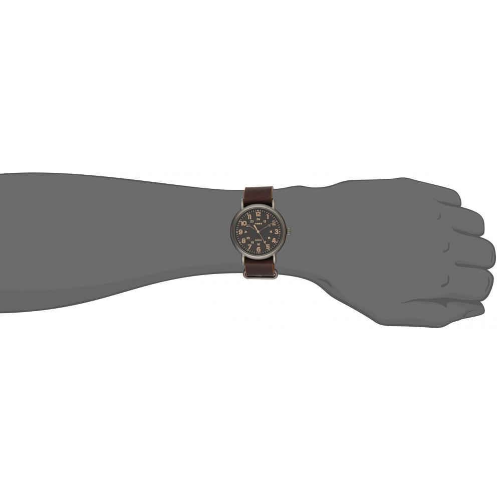 [Timex] Watch TW2P85800 Brown