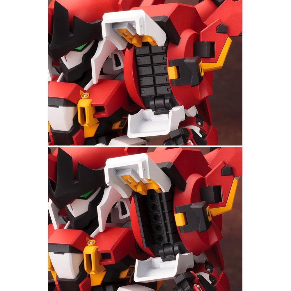 Super Robot Wars OG ORIGINAL GENERATIONS S.R.D-S Alto Aizen Liese Height approx 140mm NON scale plastic model