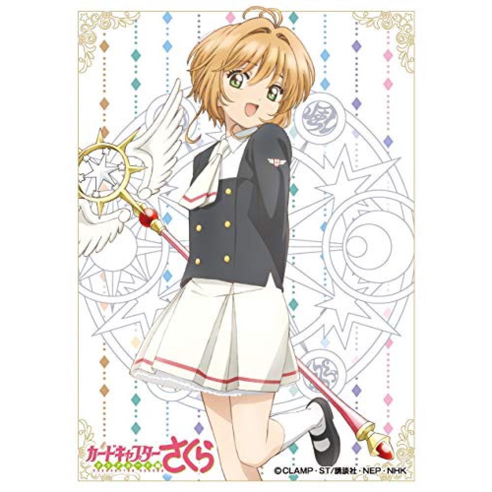 Character Sleeve Cardcaptor Sakura Sakura Kinomoto (H) (EN-693)