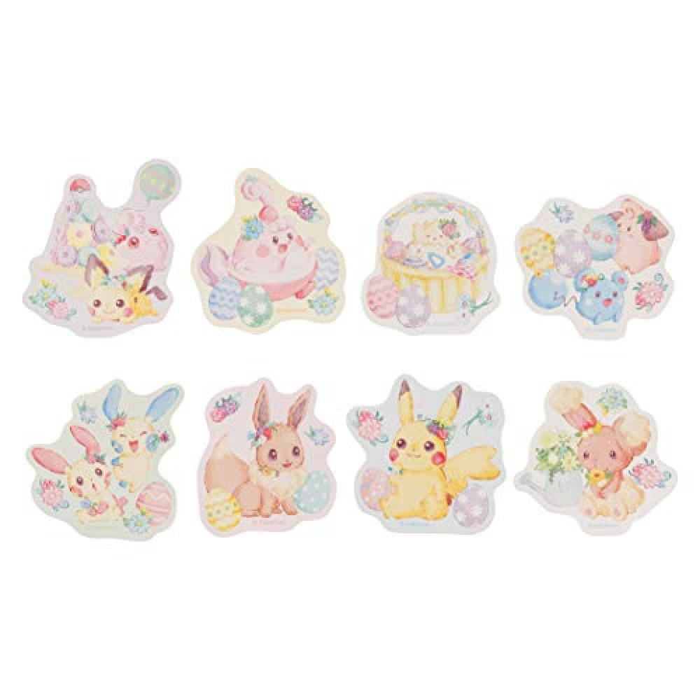Pokemon Center Original decoration set Easter Garden Party