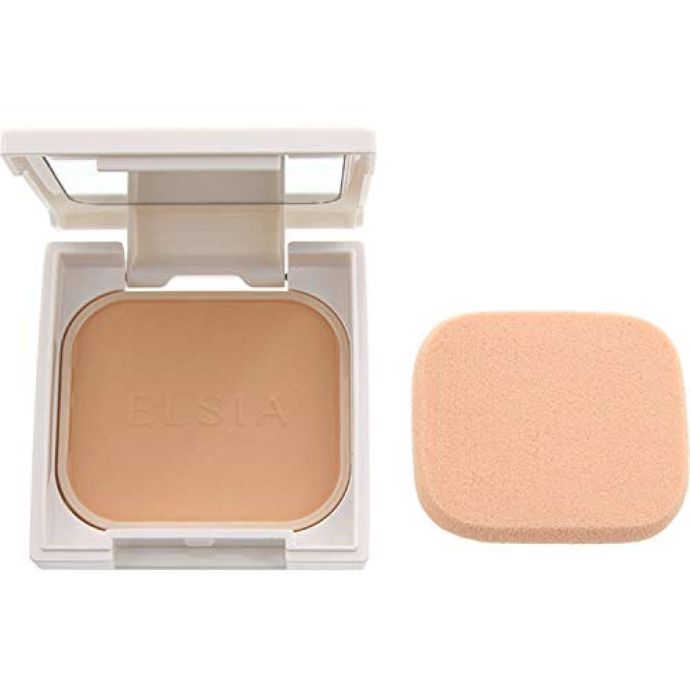 Elcia Platinum Whitening Foundation Ocher 405 9.3g