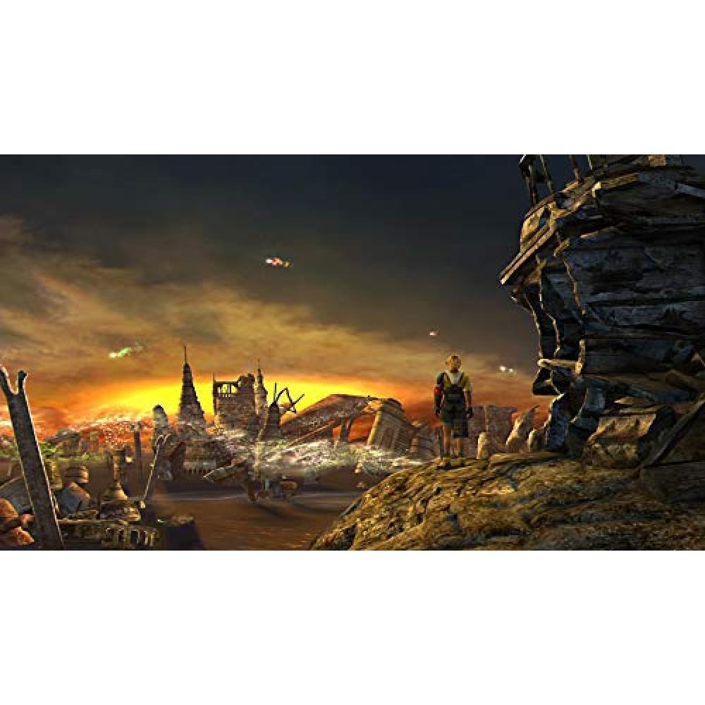 Final Fantasy X / X-2 HD Remaster - Switch