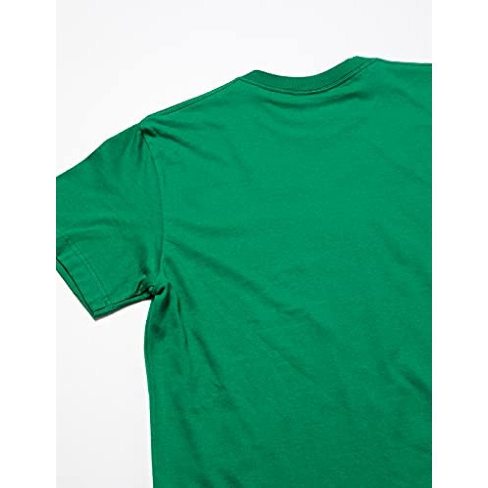 (United Athle) United Athle 5.6 oz High Quality T-shirt 500101 029 Green XL