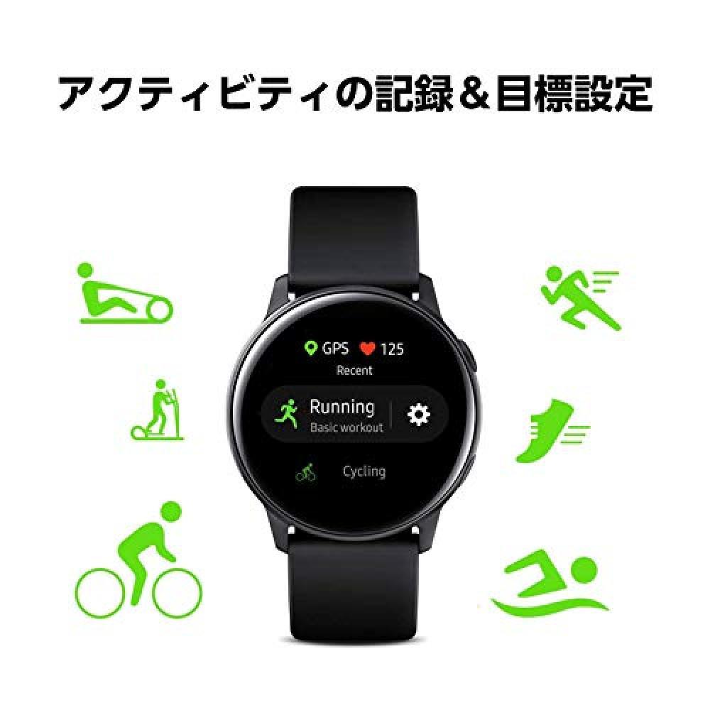 Galaxy Smart Watch Galaxy Watch Active Green [Galaxy genuine] SM-R500NZGAXJP