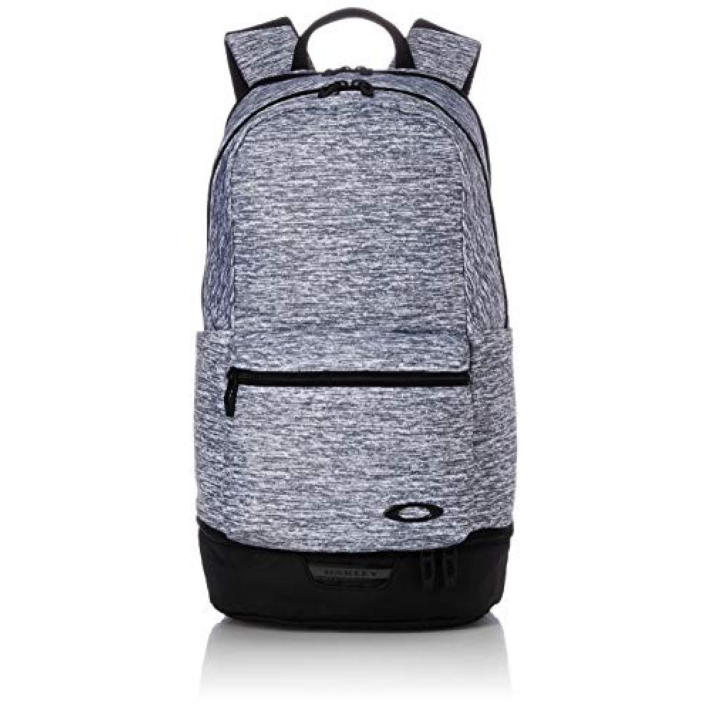 [Oakley] ESSENTIAL BACKPACK M 3.0 NATURAL HEATHER One Size