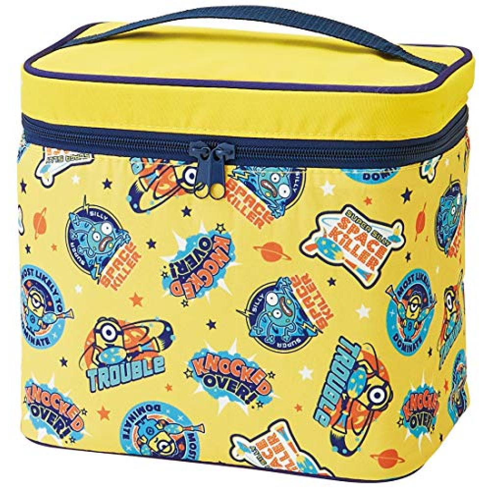 Skater lunch bag warm insulation cold insulation vacation bag SUMINION width 35 x depth 20 x height 4 cm CBLB8