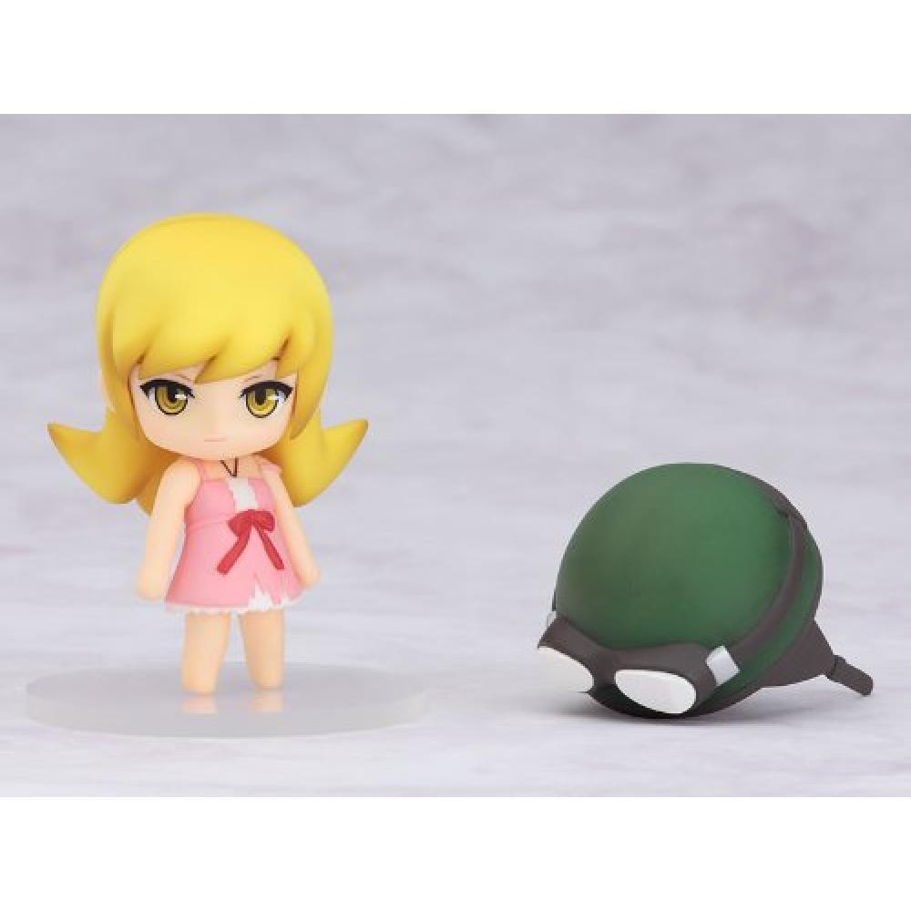 Nendoroid Petit Bakemonogatari set 其No參 (non-scale ABS & PVC painted action figure)