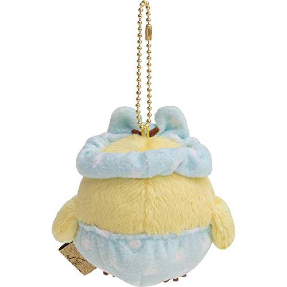 "Relax ""Pajama Party"" hanging stuffed Kiiroitori"