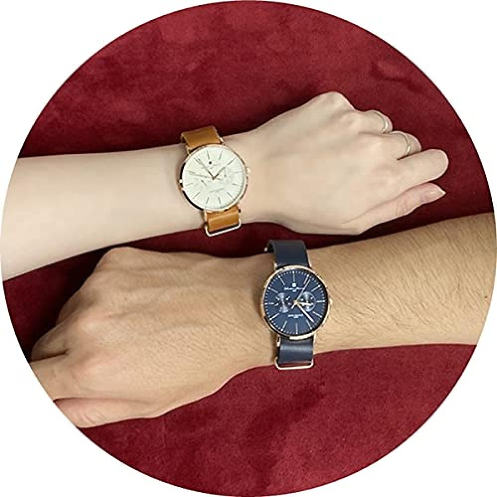 [Salvatore Marra] Salvatore Marra Watch Pair Watch SM15117-PGNVPGSM15117-PGWHPG 2 Pieces Ladies Men []