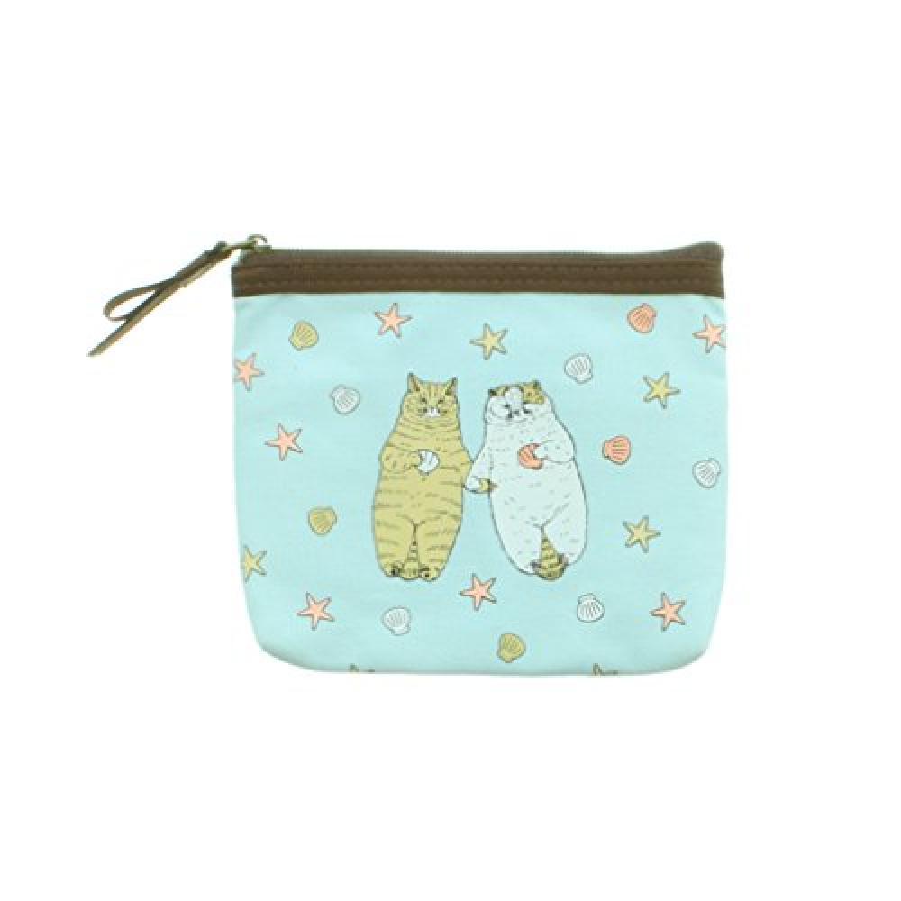 A Series mysterious cat world mini tissue pouch Rakkoneko