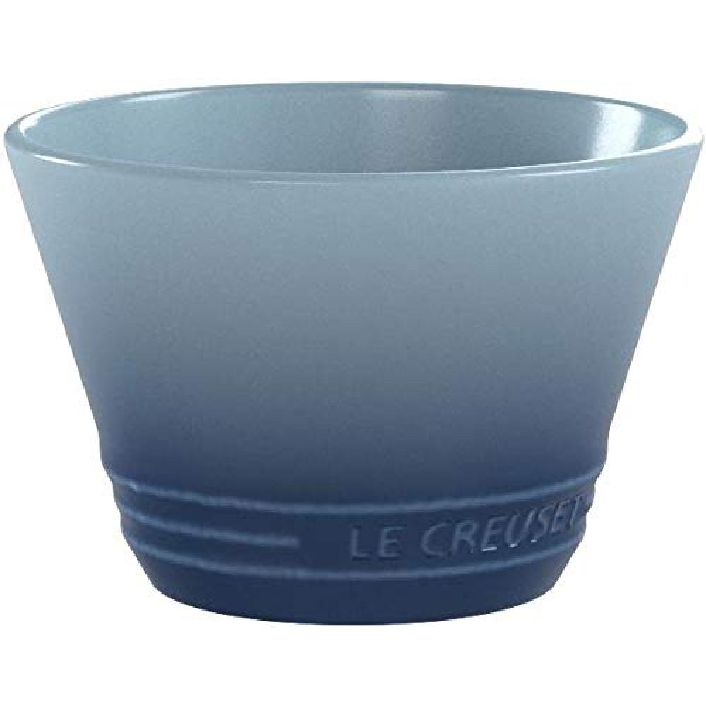 Le Creuset Bowl Neo Ball (S) Marine Blue Heat and Cold Resistant Microwave Oven Compatible