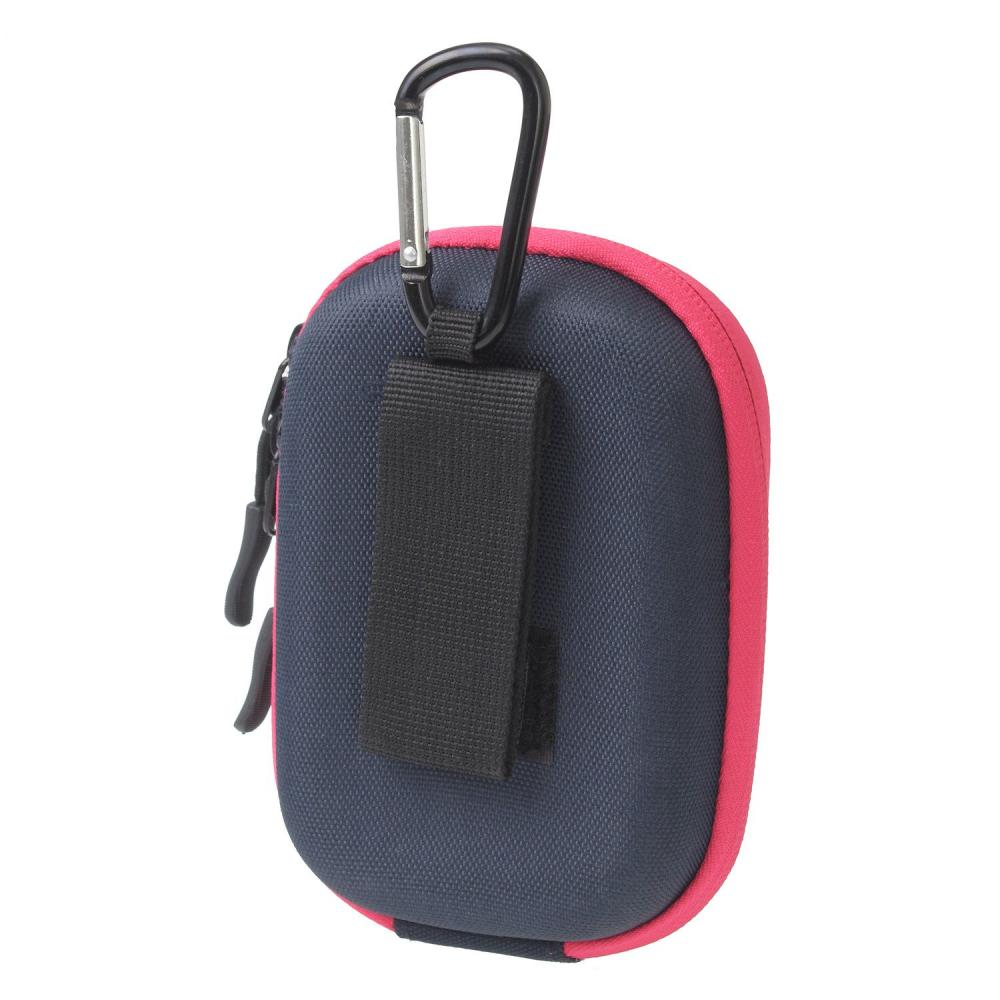 ETSUMI & Coleman Coleman camera pouch semi-hard Navy CO-8725