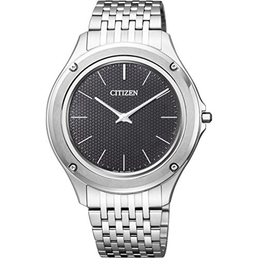 [Citizen] Watch Eco-Drive One Flagship Model AR5000-50E Silver