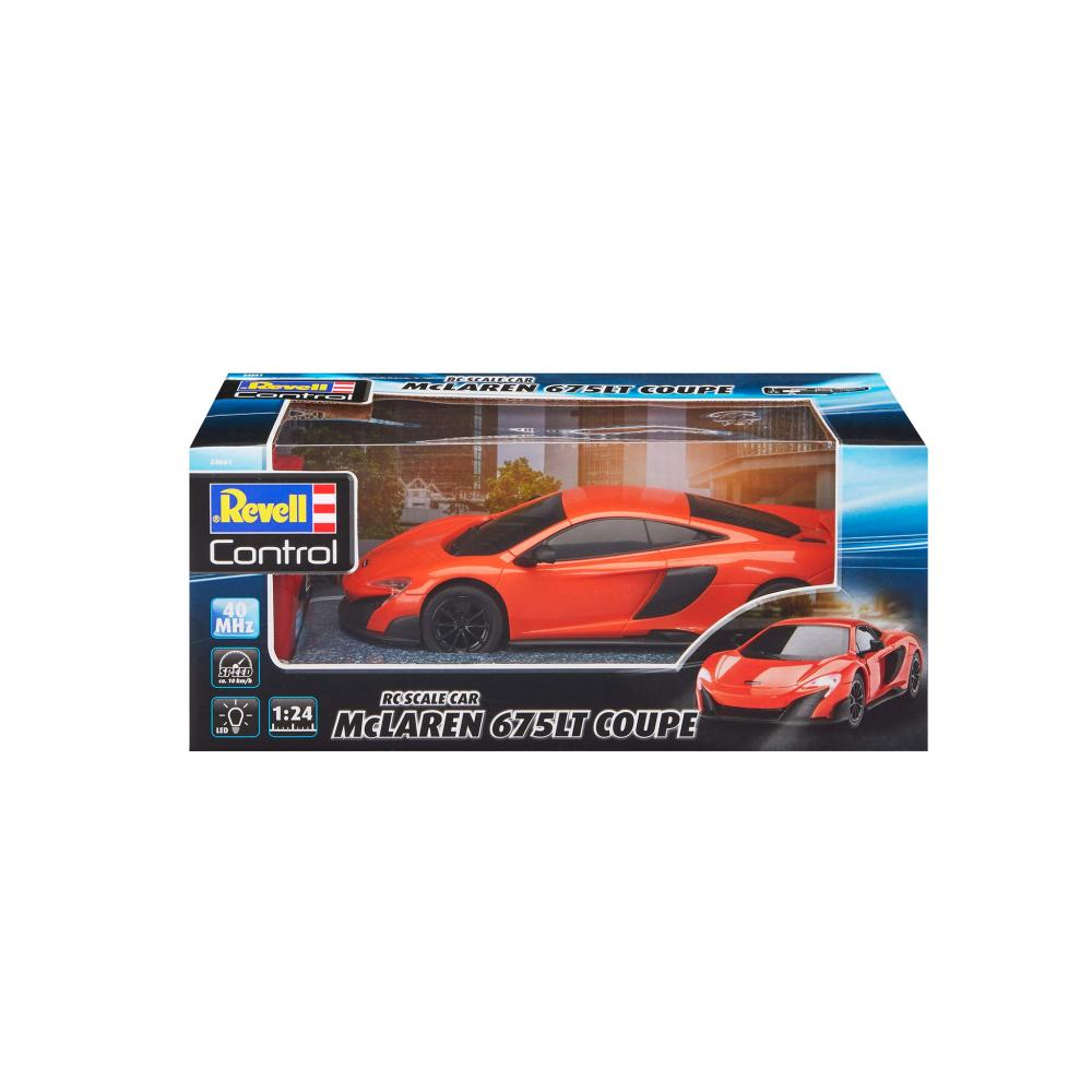 Germany level 1/24 McLaren 675LT coupe 27MHz electric radio control 24661