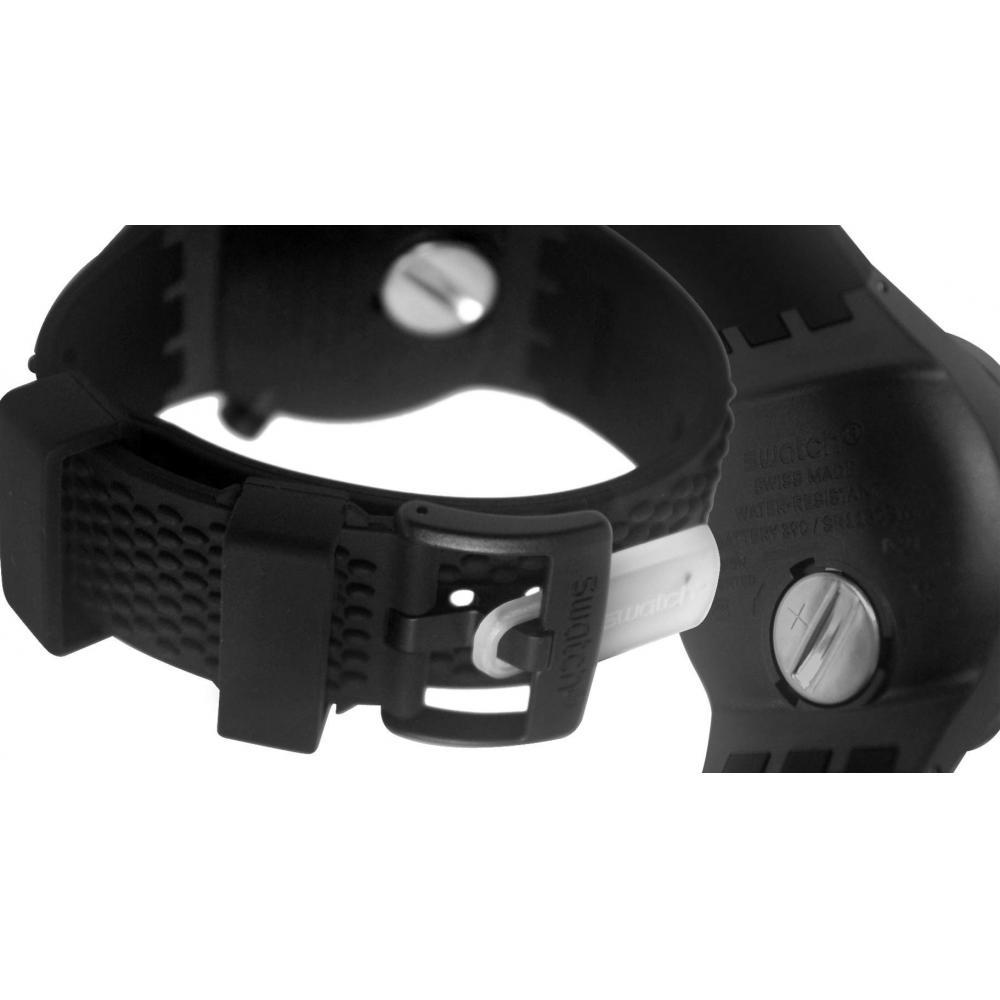 [Swatch] Watch BBBLACK BB Black Big Bold SO27B100
