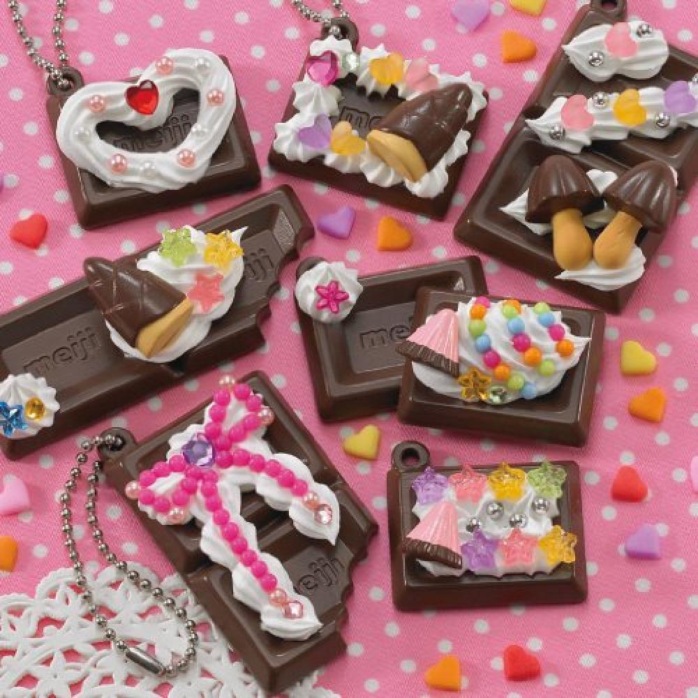 Whipple Meiji chocolate set W-34