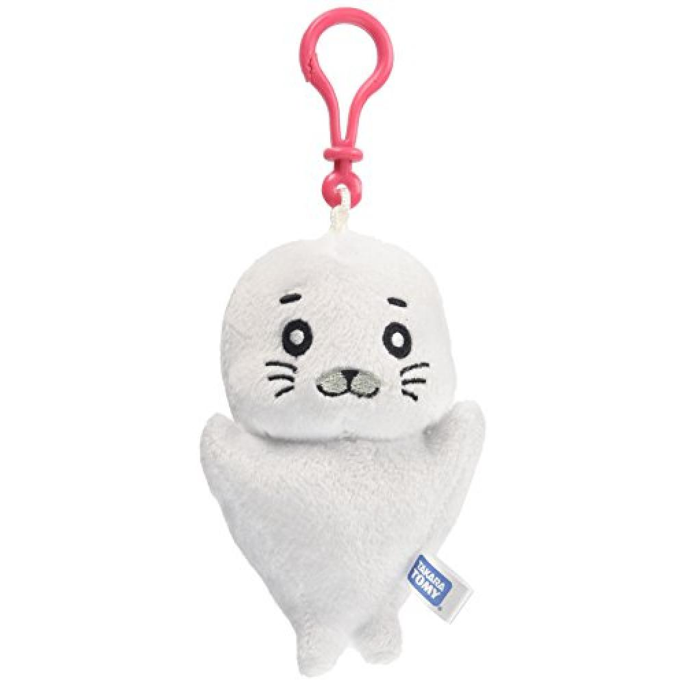 Boy Ashibe mascot stuffed cute Goma-chan total length of about 11cm