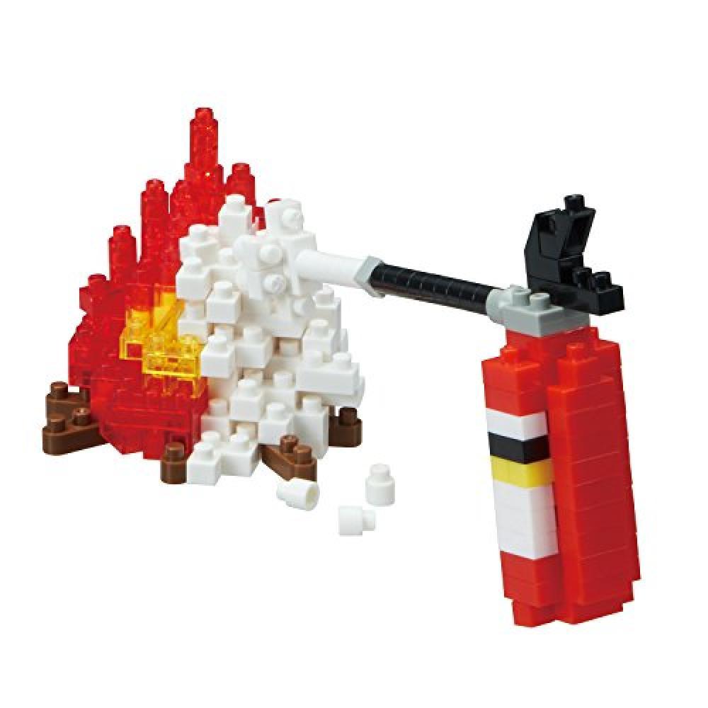 Nano-block Award selection fire extinguisher NBC_242