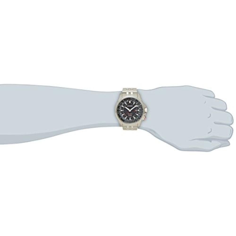 [Citizen] Wrist Watch Promaster Eco-Drive Sky Series GMT BJ7071-54E Silver