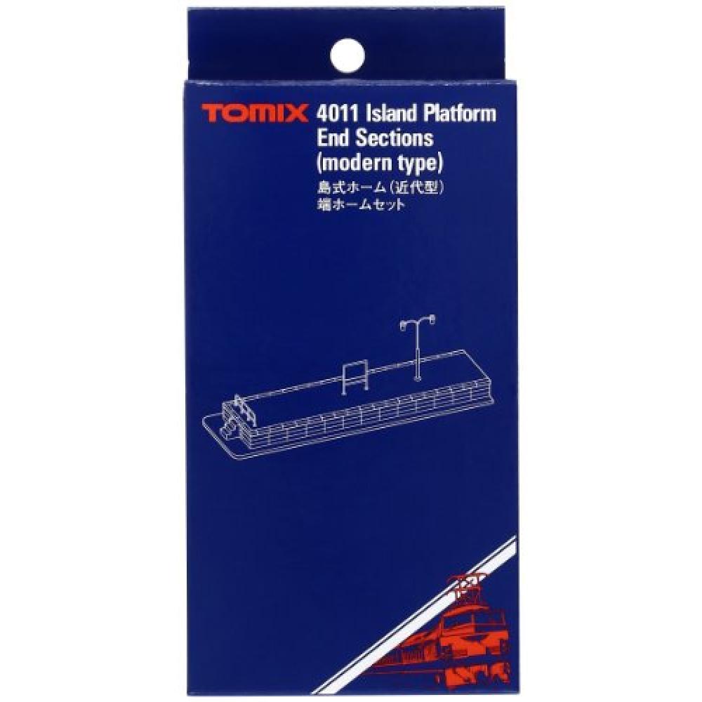 TOMIX N gauge island home modern type linear end home 4011 model railroad supplies