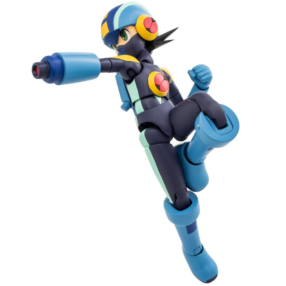 4 Inchineru Rockman EXE non-scale PVC & ABS-painted action figure