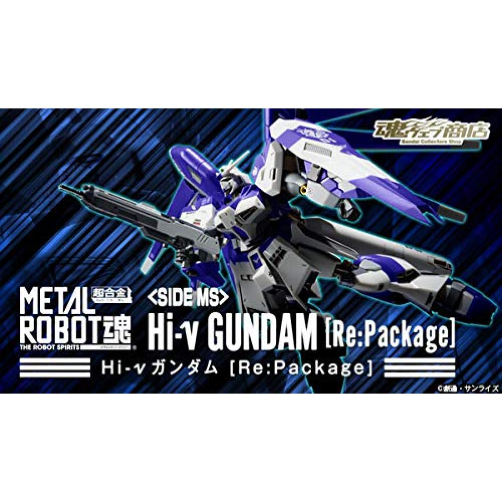 METAL ROBOT soul Hi-ν Gundam [Re: Package] (soul web shop only)