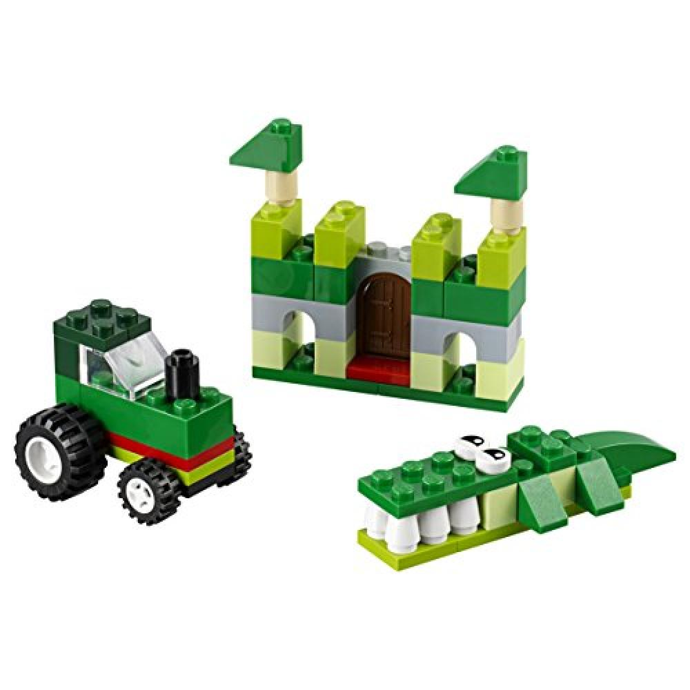 LEGO (LEGO) classic ideas parts <green> 10708