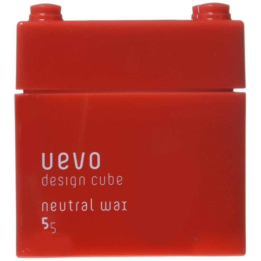 Webo Design Cube Neutral Wax 80g