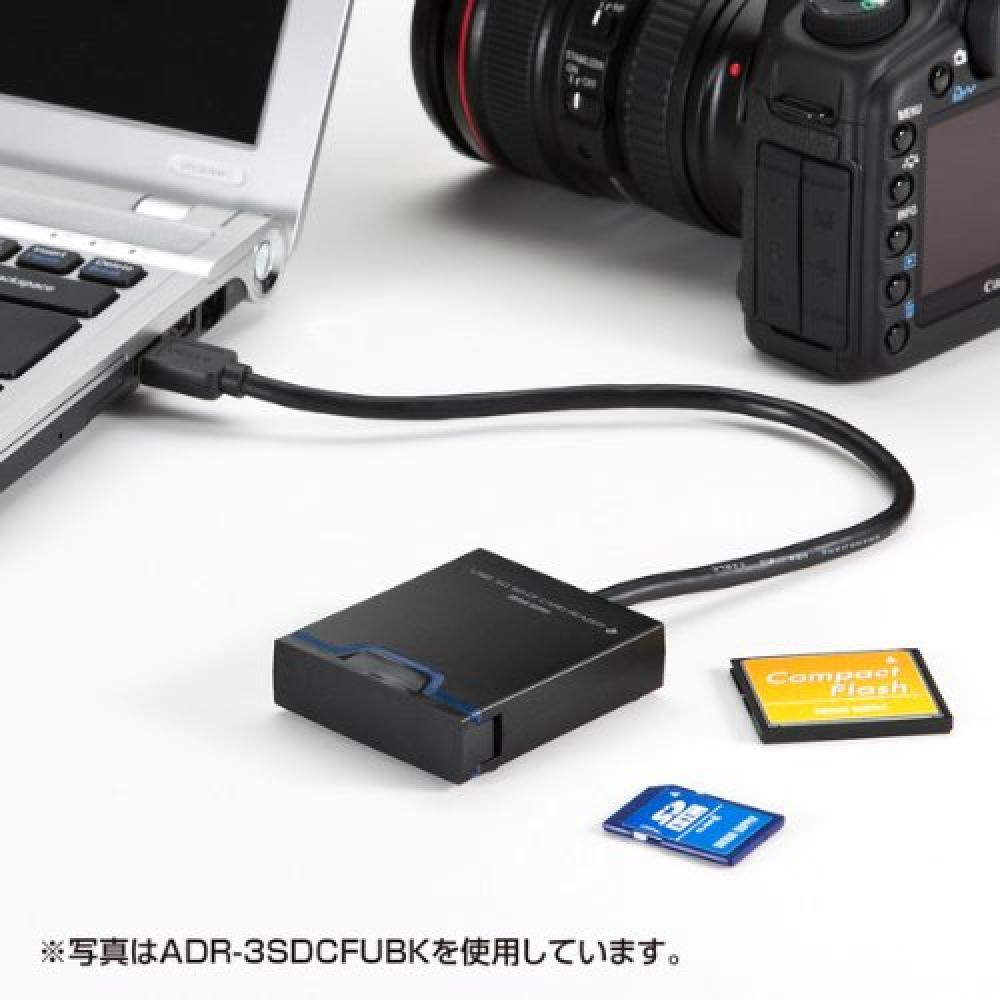 Sanwa USB3.0 CF card reader ADR-3CFUBK
