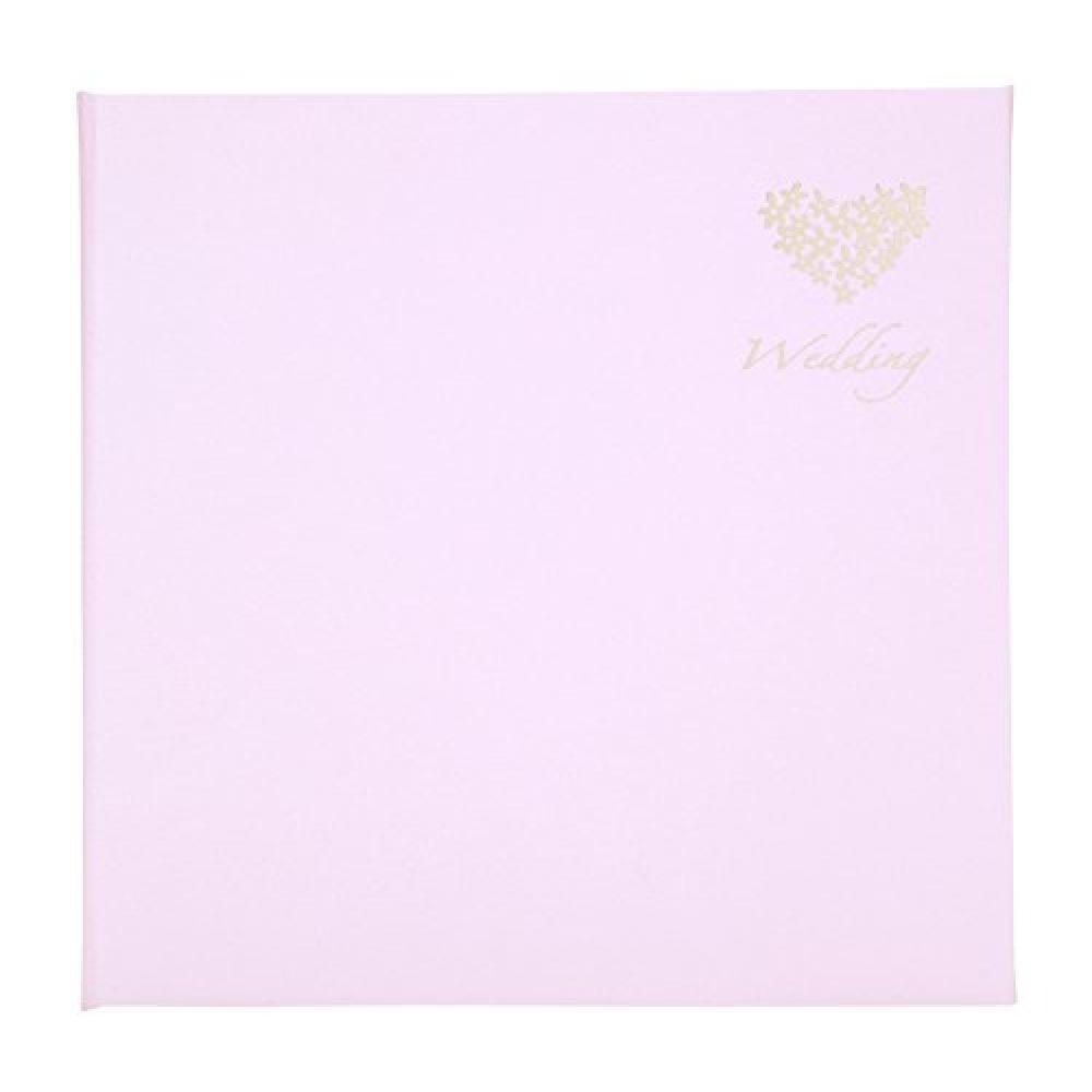 Chikuma photo mount wedding mount V-377 6 off two-sided pink 06294-3