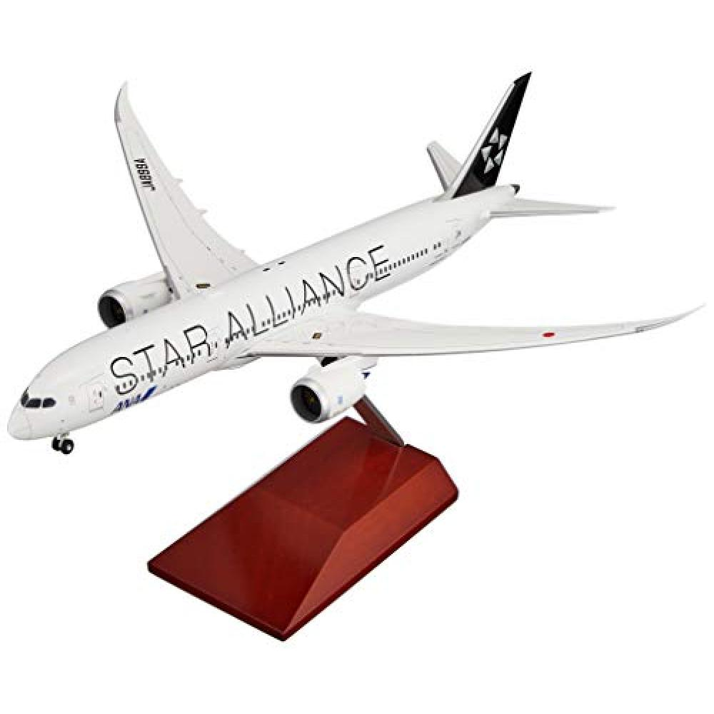 ANA Trading 1/200 787-9 JA899A STAR ALLIANCE limited finished product