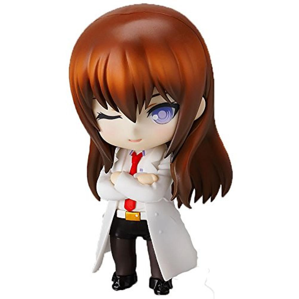 Steins;Gate Nendoroid Kurisu Makise White Coat Ver. (Non-scale ABS & PVC painted movable figure)