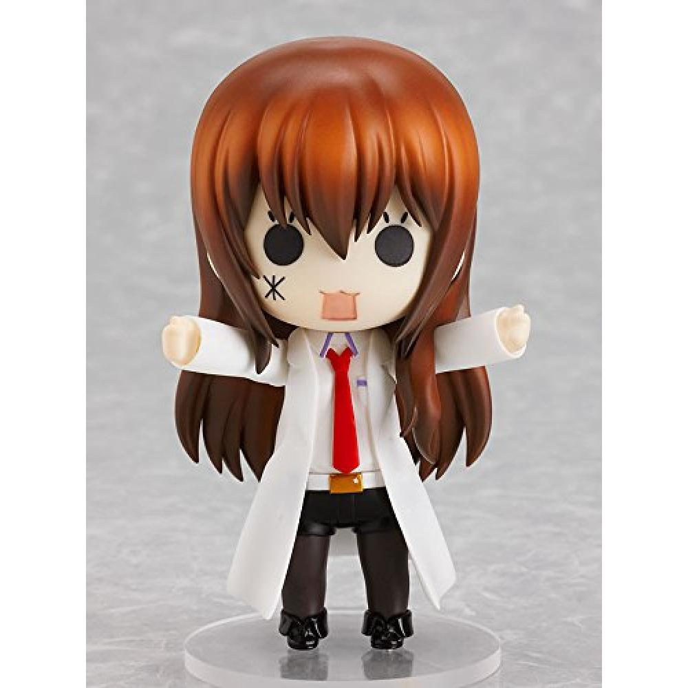 Stein's gate Nendoroid Kurisu Makise lab coat Ver. (Non-scale ABS & PVC painted action figure) [parallel import goods]