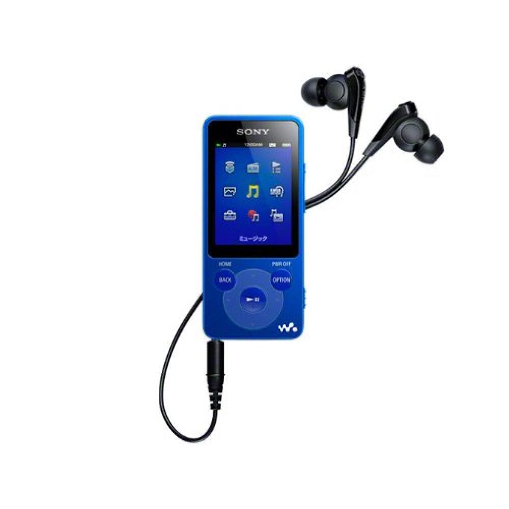 SONY Walkman E Series 4GB Blue NW-E083/L