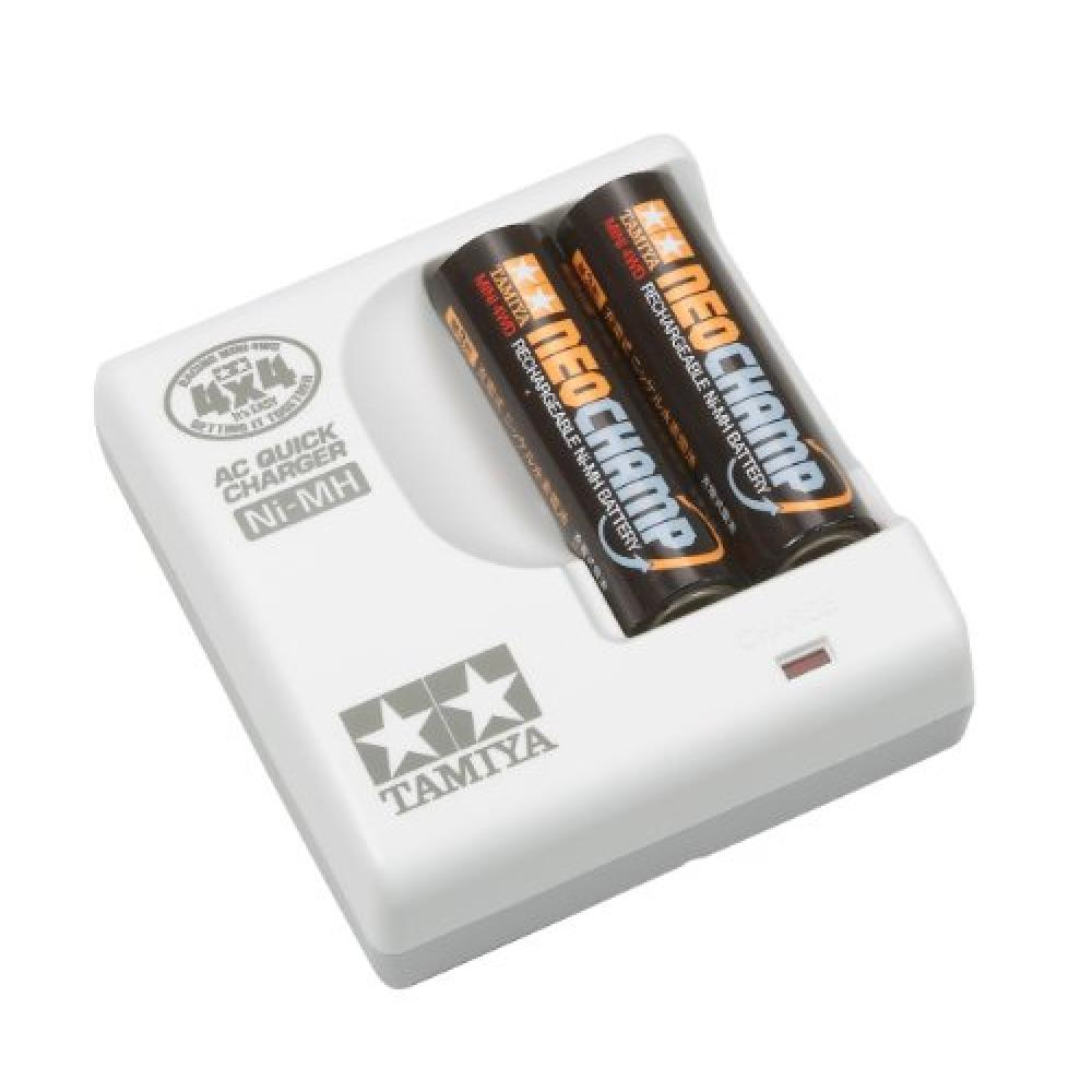 Tamiya Grade Up Parts Series No.419 GP.419 nickel hydrogen battery Neo Champ & rapid charger