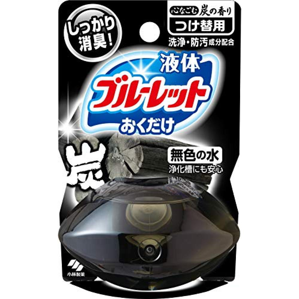 Liquid Bluelet, just put it in your mind Smell of charcoal, colorless water, 70 ml for replacement